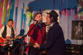DIRTY STRANGERS BIRTHDAY PARTY AT ACKLAM VILLAGE -5
